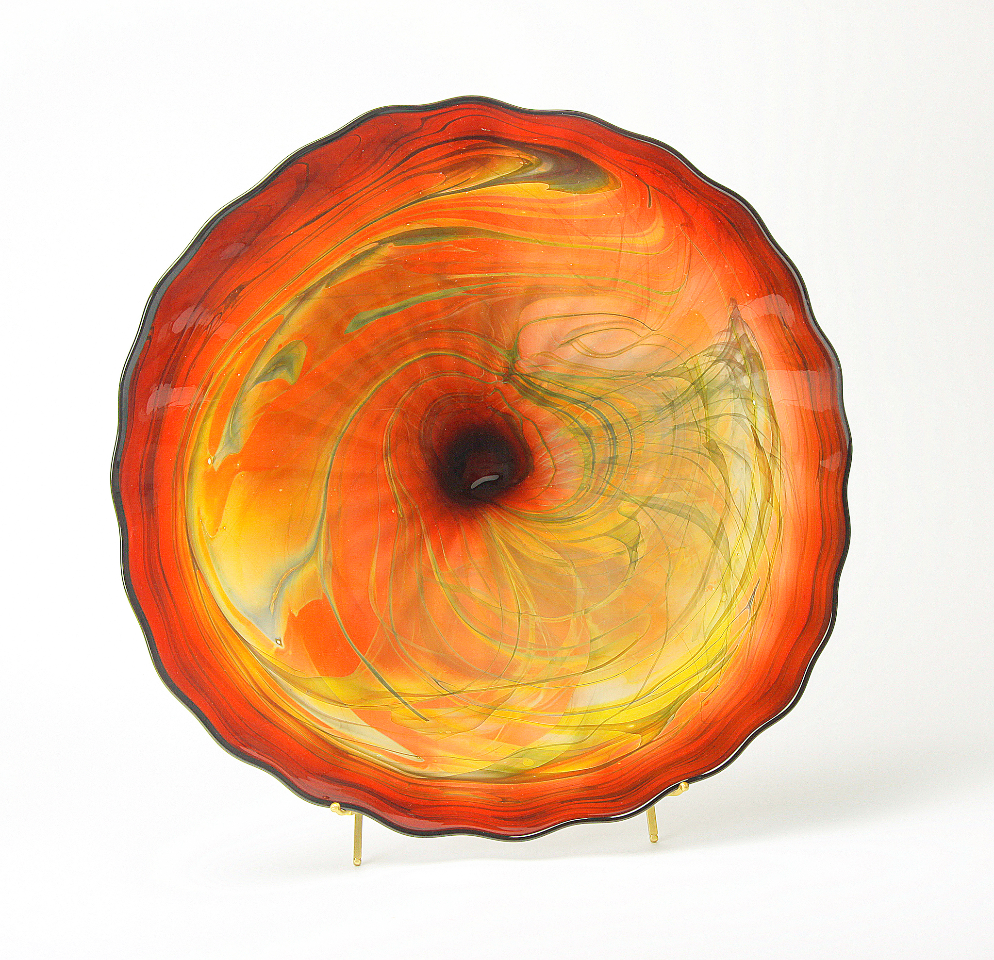 Glass Blowing Wall Decor : Granville health system visual art